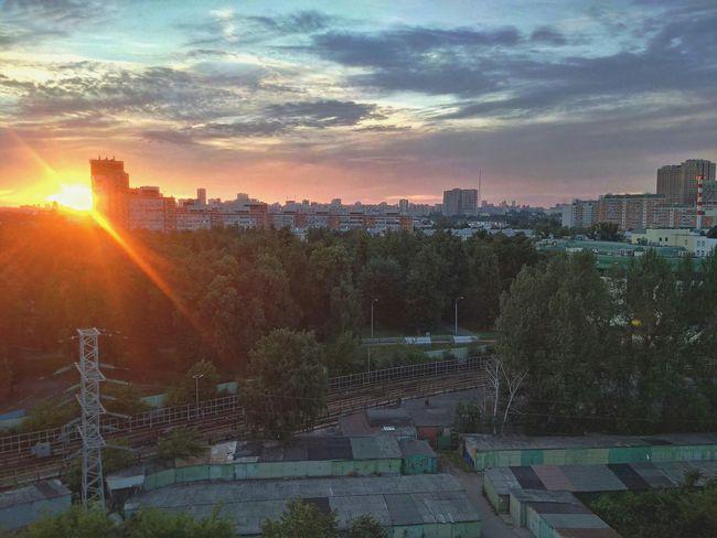 Blackberrypassport Blackberryphoto Moscow Fili Sky City