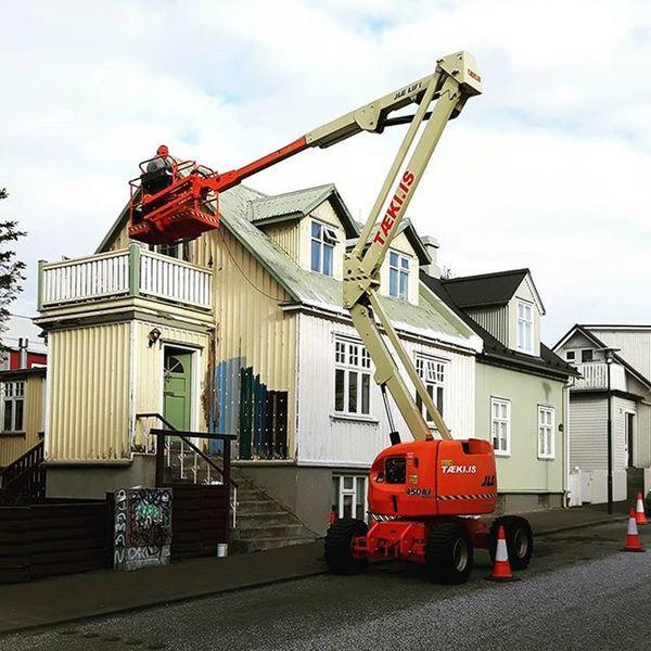 Downtown Reykjavík Vol2 Alltaðgerast
