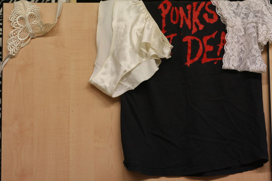 punk is not dead Casual Clothing Exchange Indoors  Punks Not Dead Underpants