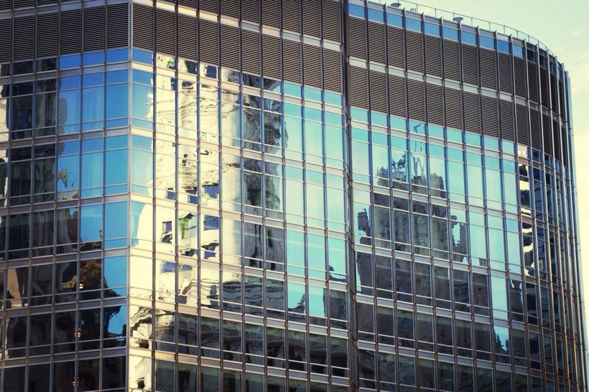 Reflection Architecture Chicago