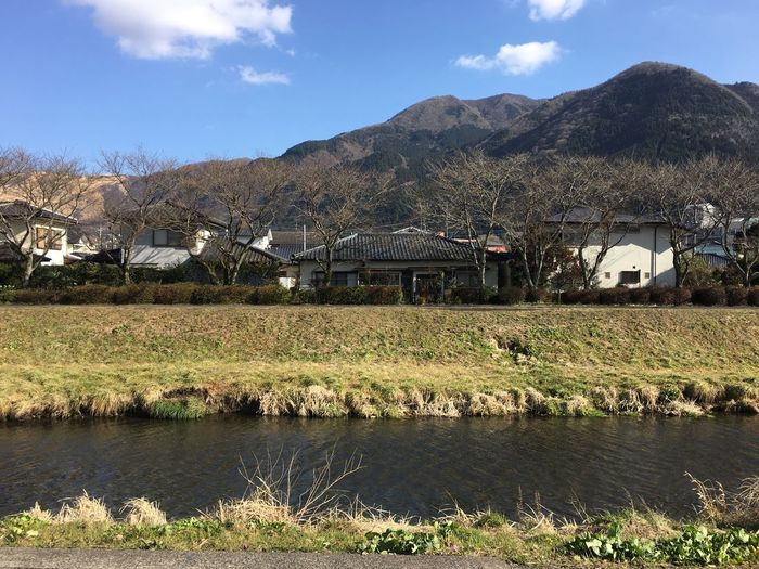 Miles Away Nature No People Outdoors Building Exterior Japan Japanese Style Mountain Scenics Beauty In Nature