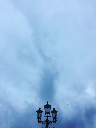 Cloud - Sky Sky Architecture Built Structure Low Angle View Building Exterior No People Nature Building Day Outdoors Tower High Section Blue Dusk The Past History Overcast Belief Minimal Minimalism Minimalobsession Minimalist Architecture Lookup Minimalist Photography