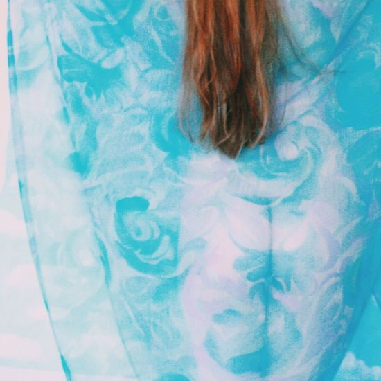 Blue Moon Organsinsleep Laurenluck Woman Body Curves  Sheer 70s Colors Cyan Gypsy Nüde Art. Goddess 35mm Sensual_woman Boudoir Dark Desire