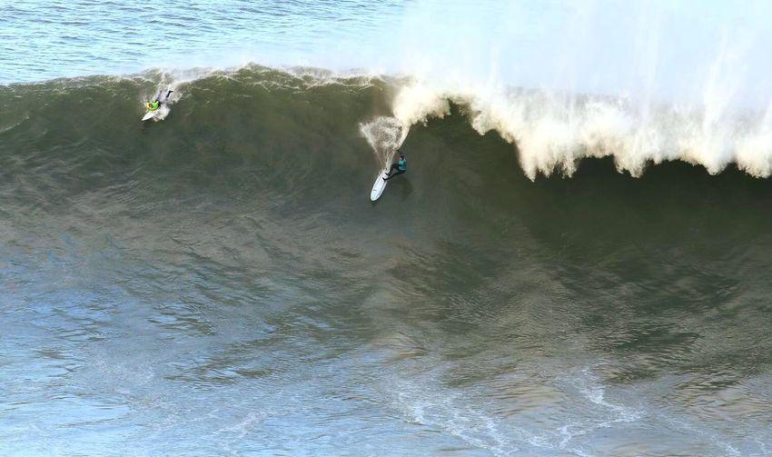 Surfing Capture The Moment Beach Life Coast Basque Cantabrico Sea Waves Life Is A Beach