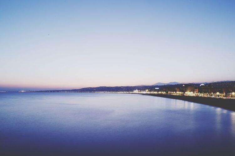Coast Cityscape