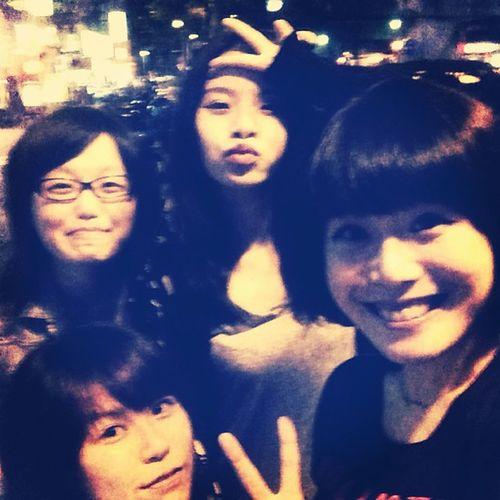 Love u all? Instagram Taiwan Taipei Girl iphonography dinner birthday TGIF sis food instadaily sister lovely