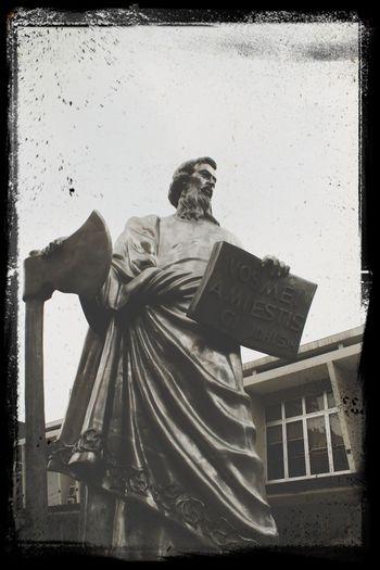 Santo Matias Rasul Apostles Curch