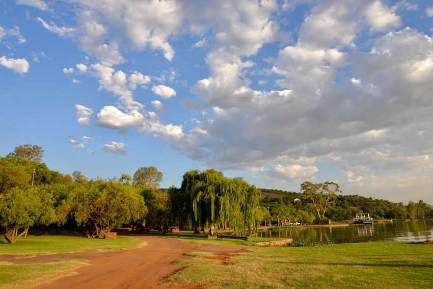 Idyllic Sunlight Water Sky Lake Nature Scenics Tranquil Scene Tranquility Waterfront Cloud - Sky No People Outdoors Beauty In Nature Hartebeespoort Hartbeespoort Dam Wall Hartbeespoort Dam Hartbeespoort Harties Day Mountain