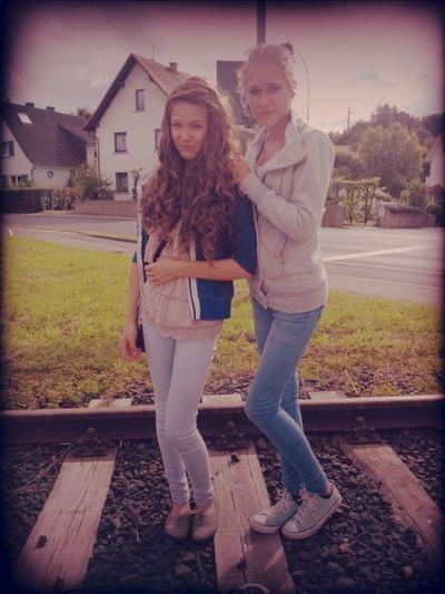 Me And Deimante <3
