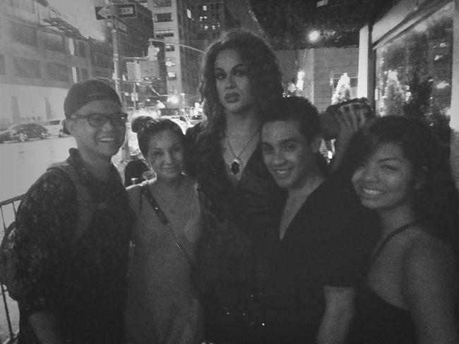Drag Queen Gay Gay Pride Clubbing