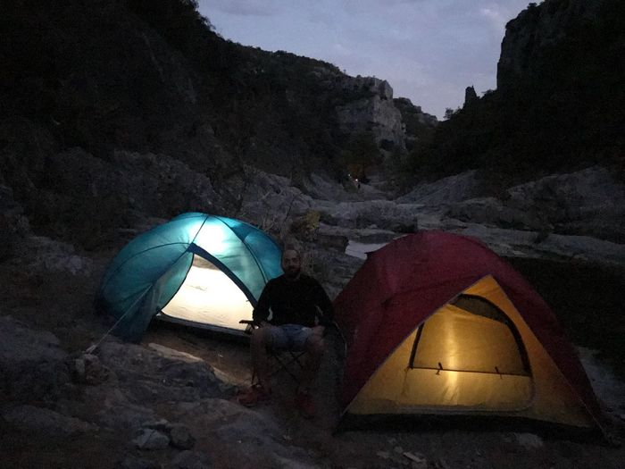 Camping Nature No People Tent Outdoors Sky Beauty In Nature Night