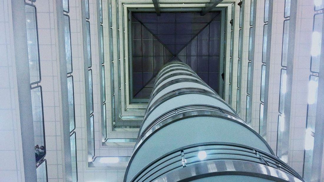 Escaleras Profundity Profundo