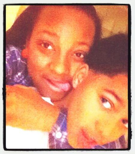 Me & My Best Friend Angel <3