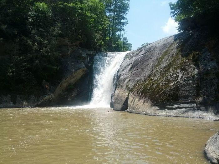 Elk River Falls Bannerelk