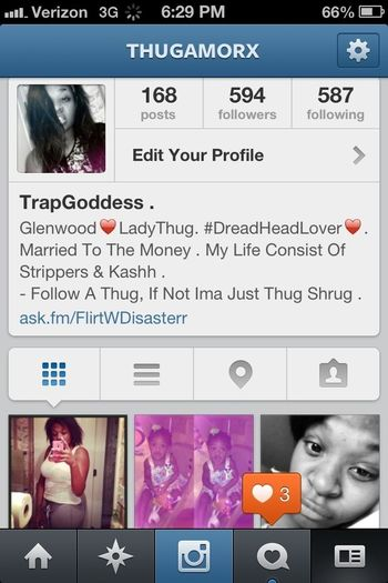 Follow Me . @ThugAMORx