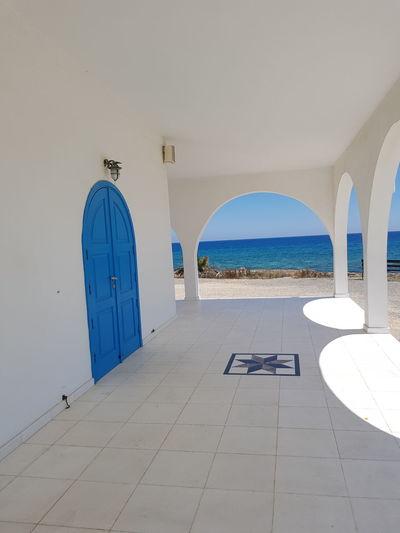 Beach Sea No People Day Travel Destinations Architecture Indoors  Horizon Over Water Sky The Portraitist - 2017 EyeEm Awards EyeEmNewHere