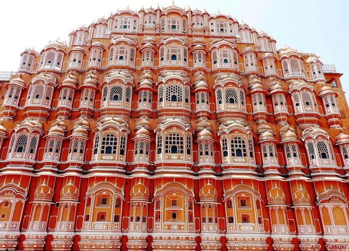 Havamehal Jaipur India Trip Photo Canon 1200D