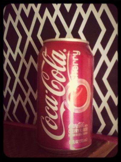 Thug Life Drinking Coke Cherry !!:D