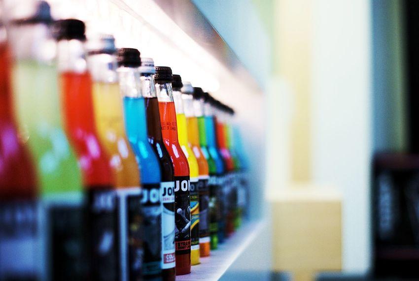 Jones Soda Soda Bottles Glass Bottles Jones Soda Jones Colorful Colour Of Life