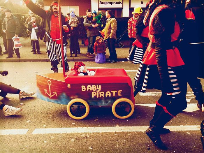 The Human Condition Carnival Karneval Pirates Baby Cute Costumes Funny People And Places People Together People Fun Fun Time Having Fun