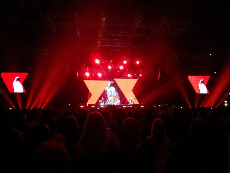 Ich. Will. Mehr. Delta Machine Depeche Mode Live