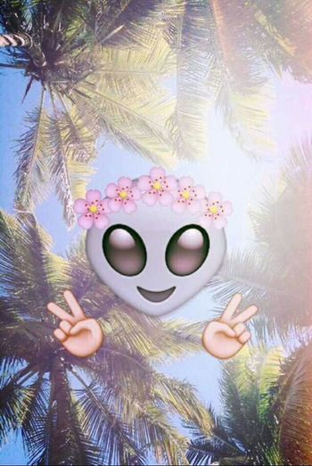 Be aliening cool
