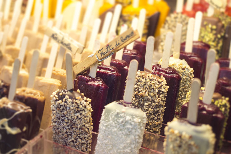 Ice Cream Summer Background Food Sweet Fruit Dessert Cold AssoRted Colorful Watercolor Popsicle Frozen Lollipop Icecream Pattern Berry Stick Treat Homemade Flavors Gourmet Tubs White Wooden Rustic Creamy Natural Tasty Snack Dairy Cake Strawberry Refreshing Pops