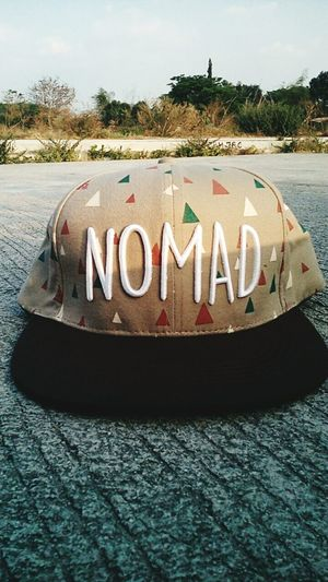 Cap NOMAD Triangles Colorful Colorful Triangles Traveler Nature By The Sidewalk Penshoppe Cap The Street Photographer - 2016 EyeEm Awards this is my new account, Bjorn Jagonos is no longer active