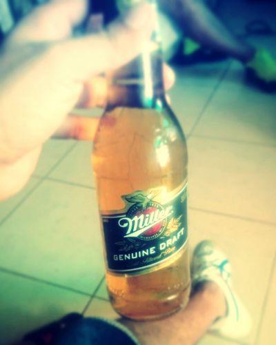 Beer Time Millertime Firstclass