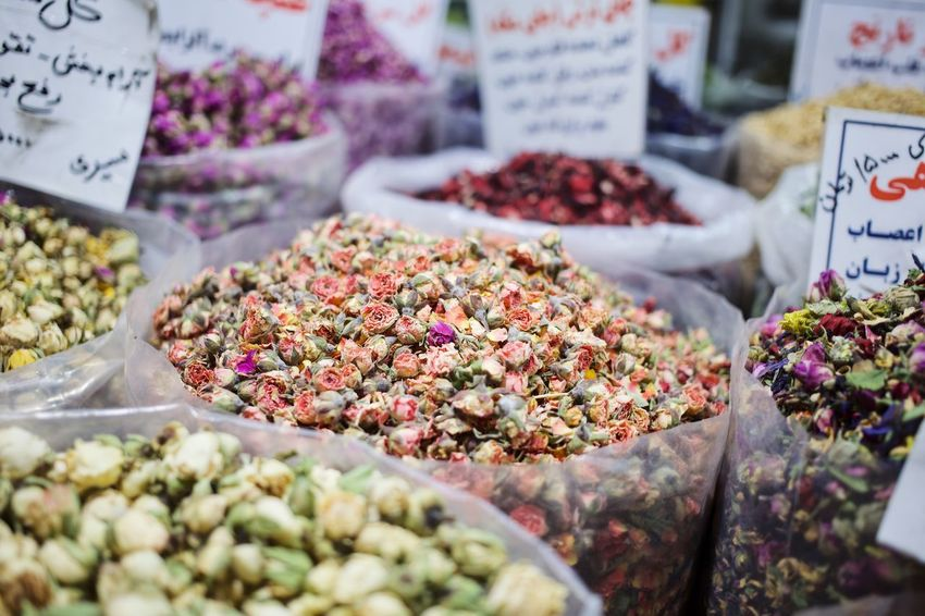Roses Mother Earth Natural Phenomenon Dried Flowers Roses Dried Plant Herbal Medicine Bazzar Open Edit OpenEdit EyeEm Market Retail  Choice For Sale Market Stall Variation Freshness Business Food And Drink Food Price Tag Large Group Of Objects Abundance No People Selective Focus Text Small Business Arrangement Spice Still Life