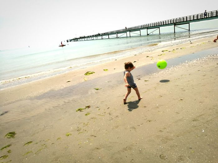 Football Fever Summer Beach Sun Happy Moments Sea Summer Game