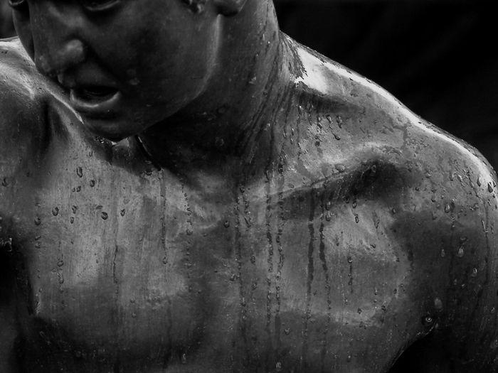 Sweat Black And