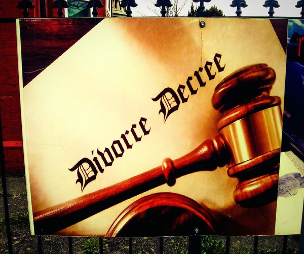 I doth decree!! Come on sisters.. ditch that zero and get yo' selves a hero!! Mmm hmm. Divorce Decree Solicitors Legal Advice Unwedded Bliss Legal Document Wedding Married Couple Husband And Wife Family Pressure Religion Is Stupid Manchester