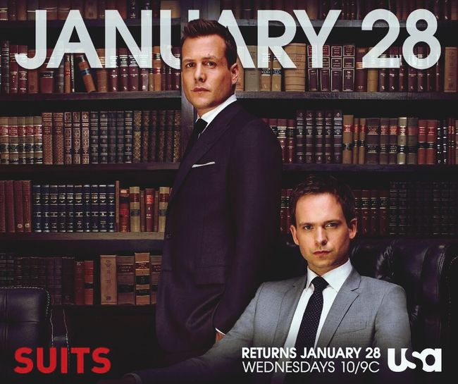 Harveyspecter Suits USA Suits  Waiting January 28