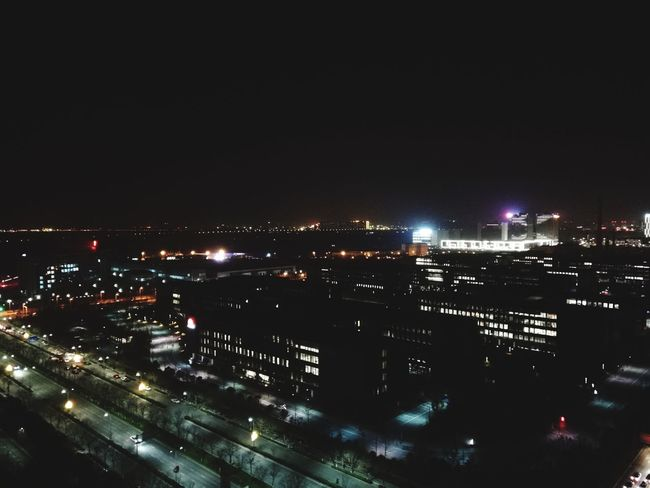 Good Night Night Illuminated City Cityscape Outdoors Building Exterior City Life
