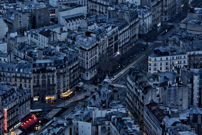 Night Lights Night Photography Nightphotography Paris Paris Je T Aime Paris ❤ Paris, France  Aerial View Architecture Building Exterior Built Structure City City Street Cityscape High Angle View Night Night View Nightlife No People Outdoors Photo Photography Street Street Photography Streetphotography