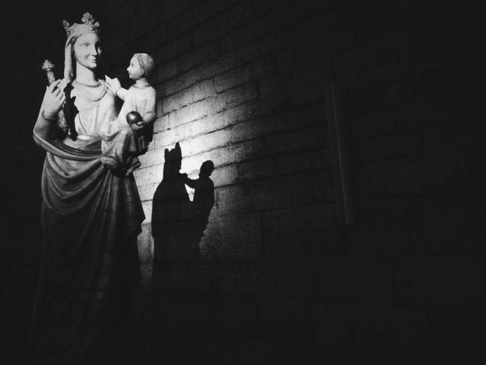 'Fue una sombra y como en el tango, fue'. AMPt_community NEM Black&white Mobilephoto Beauty Of Decay