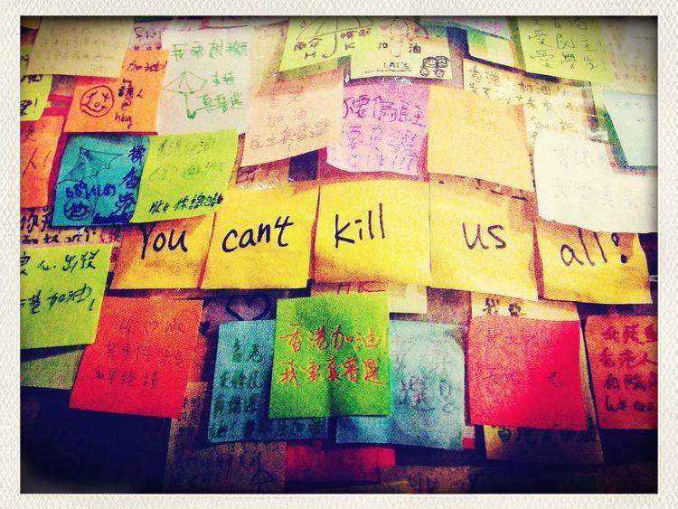 Auch wenn sie ihr Ziel nicht erreichen, haben die Studenten gewonnen - durch die erfolgte Eigenpolitisierung. Alex Hofford / EPA. Neue Zürcher Zeitung Hong Kong Student Protest