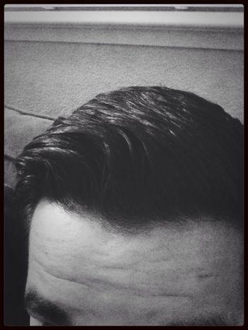 Shegavemeahaircut HairComboverThickHairDontCare