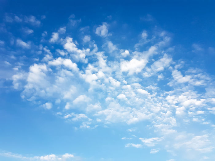 clouds on a