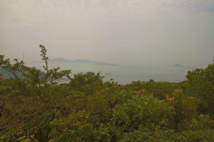 Shengsi Sea And Sky VSCO