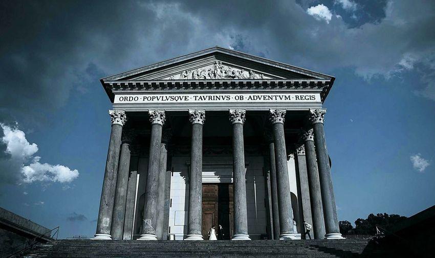 Gran Madre Church // Turin Italy Turin Pentax Fromsummer