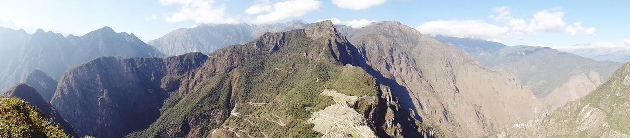 Viva Peru Macchu Picchu Peru