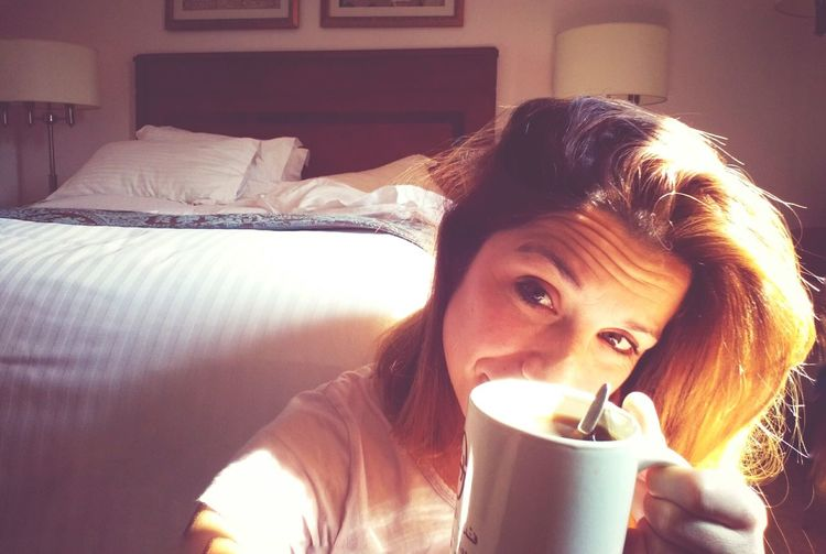 Good Morning Wakeupcall Supercup of Coffee for Me Coffee Time Always Be Cozy