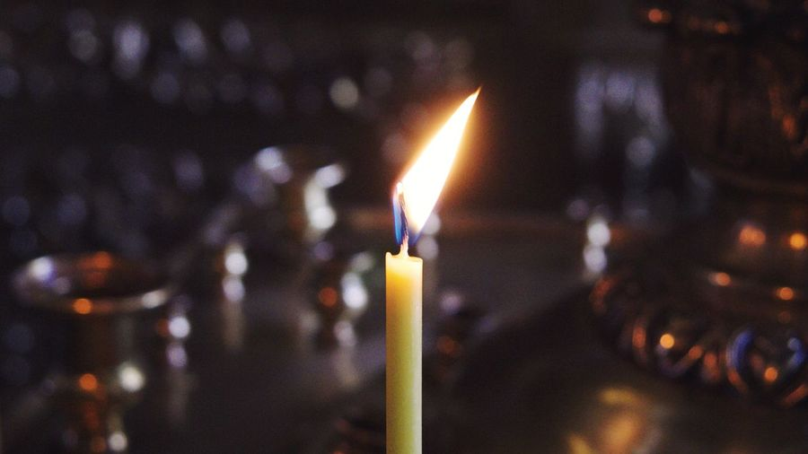 Flames & Fire Fire Fire - Natural Phenomenon Fire And Flames Illuminated Flame Heat - Temperature Burning Candle Religion Glowing Close-up Candlelight Darkroom Wax Bonfire Religious Offering Melting