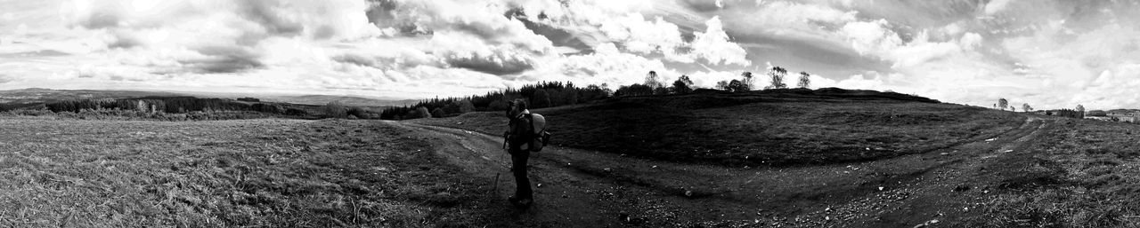 Nature Panoramic Mountain Fotografia Fotography Black&white Blanco&negro Real People B&w Street Photography Blanco & Negro  caminodesantiago
