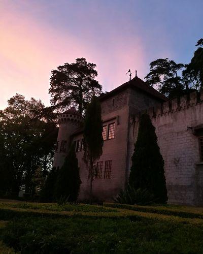 El castillo Colors Castillo Sky And Clouds Dramatic Sky Costa Rica 🇨🇷 Beautiful ♥ Castle Wall Peaceful