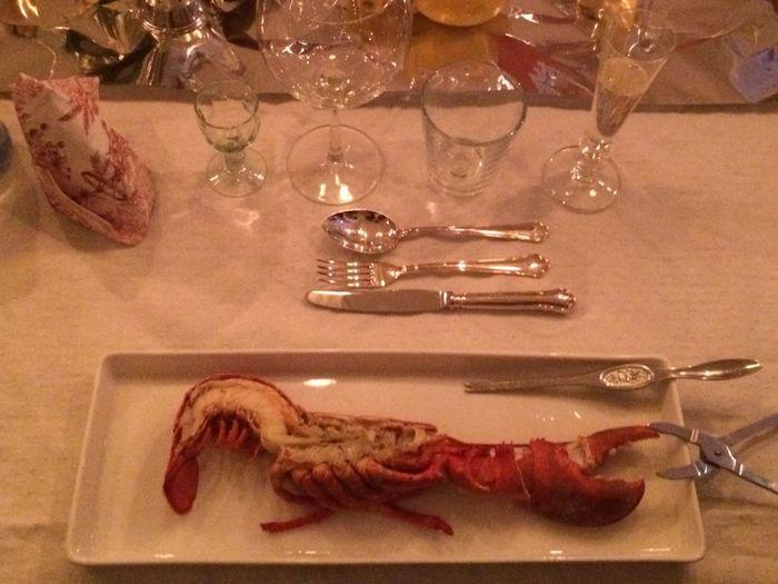 Lobster 2015 NewYear