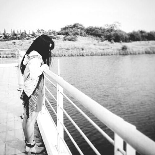 Sandiego Lake View Likeforlike Taking Photos Model Followforlikes Girl KAWAII Cute Beautiful View