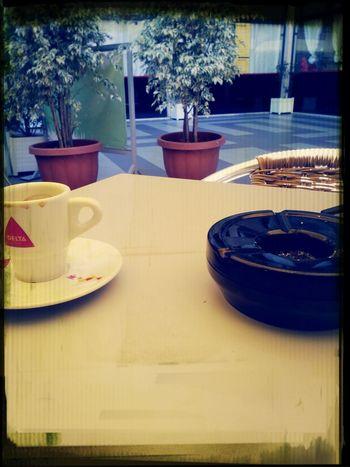 Coffee Cigarrete Preparation  Exam